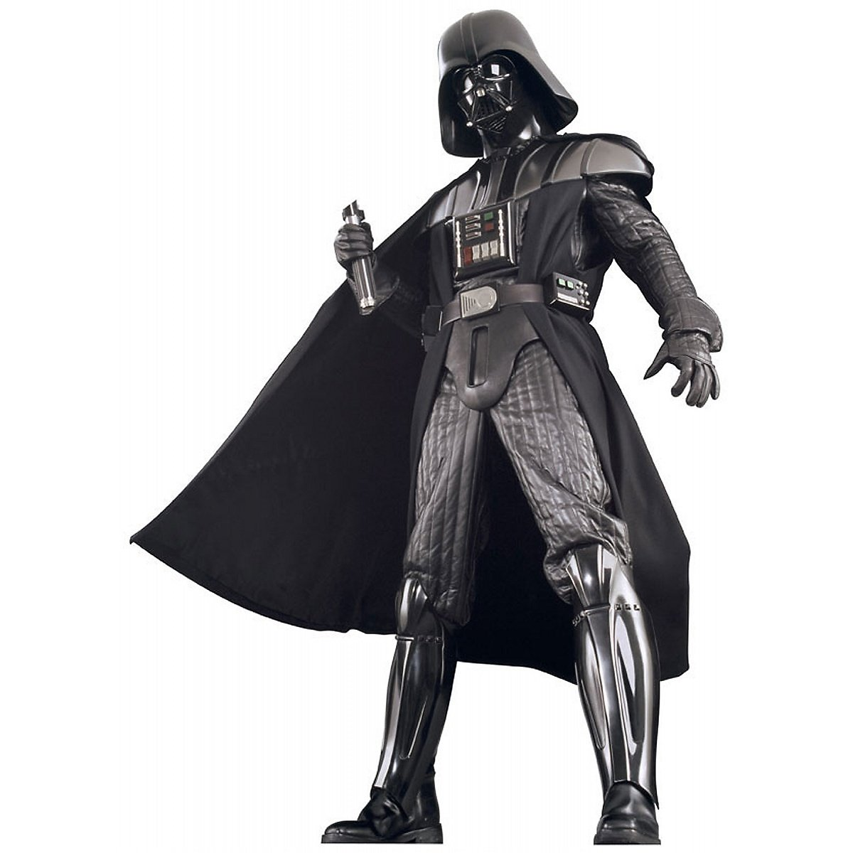 Rubies Costume Co. Collector Supreme Edition, Star Wars, Darth Vader Costume, Black, XL