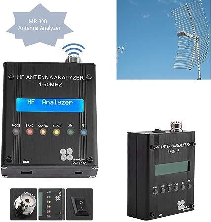 Acogedor MR300 Analizador de Antena, medidor Digital de Antena de ...
