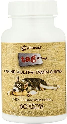 NSI Canine Multi-Vitamin Chews – 60 Chewables