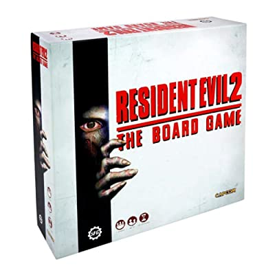 Resident Evil 2: The Board Game: Toys & Games