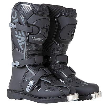 O'Neal 0332-113 Unisex-Child Dirtbike Boots (Black, 6): Automotive