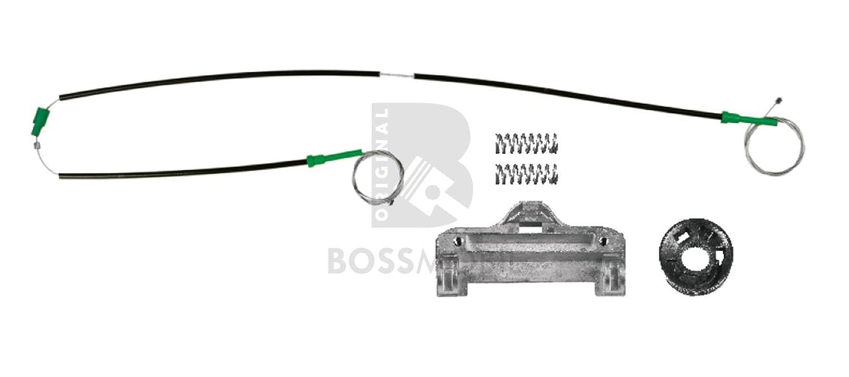 manuell oder elektrische Original Bossmobil 5 ,Hinten Rechts oder links E39 Fensterheber-Reparatursatz