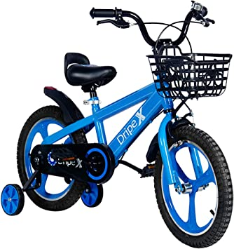 """Fast SHIP and NEW 16/"""" Kids Bike Bicycle with Training Wheels and Basket"""