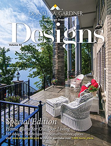 Designs Volume 54 - Home Plans for Outdoor Living