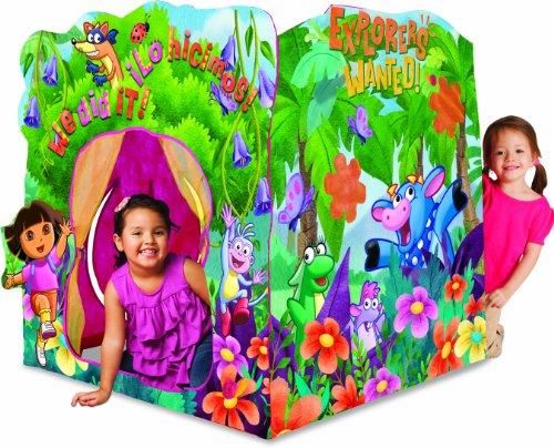 UPC 053762113020, Dora the Explorer Hide 'N Play
