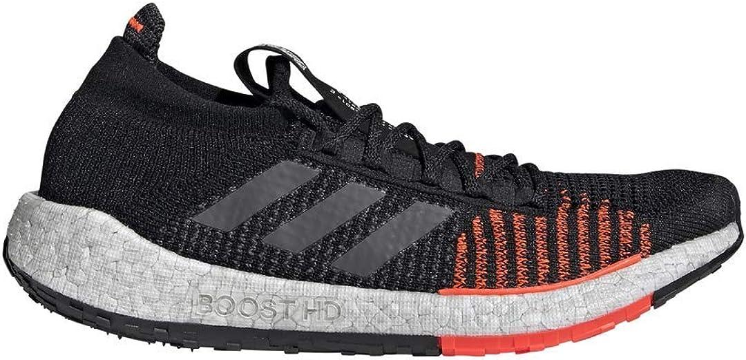 adidas Originals Pulseboost Alta Definición las zapatillas de running para Hombre 44.5 de EE.UU. Negro, Color Negro: Amazon.es: Zapatos y complementos