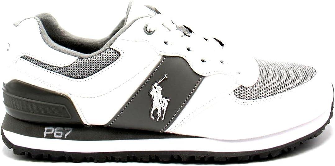Ralph Lauren 809668429001 - Zapatillas de Cuero para Hombre ...