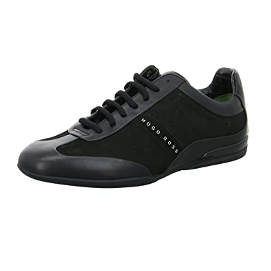 fa178079d Hugo Boss Footwear 50286097 Space Select Black Trainer 8: Amazon.co.uk:  Shoes & Bags