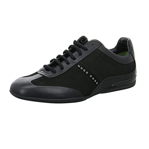 12e61fa5e30 Hugo Boss - Zapatillas para Hombre Negro Negro