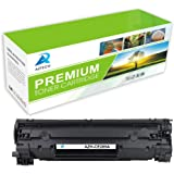 AZTECH 1 Pack 1,600 Pages Yield Black Compatible Toner Cartridge Replaces HP CE285A CE285 85A Used For HP LaserJet Pro P1102 P1102W P1100 M1212NF MFP M1217NFW MFP MF3010 M1210 M1132 Printer