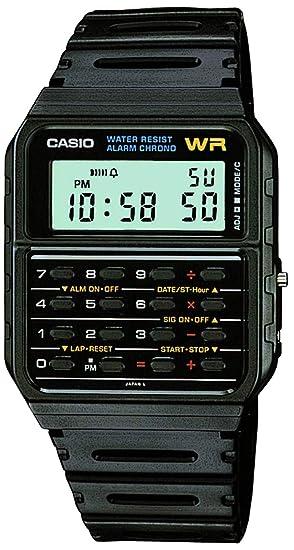 Casio CA 53 W de 1er