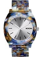 Nixon A327-2116 Ladies Time Teller Acetate Watercolour Watch