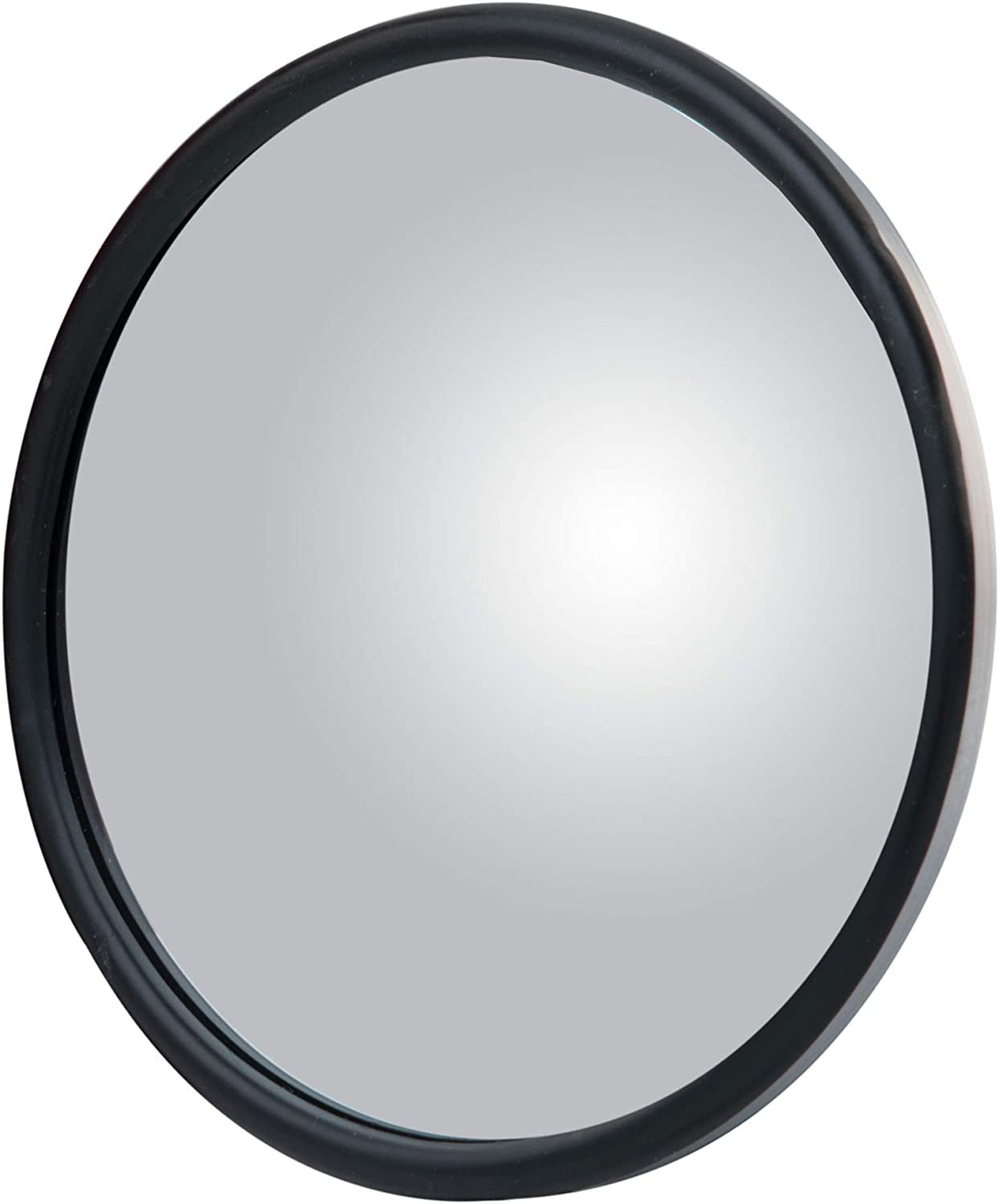 Universal Driver or Passenger Side RETRAC 610556 8-Inch Stainless Steel Offset-Mount Heated Convex Mirror Head