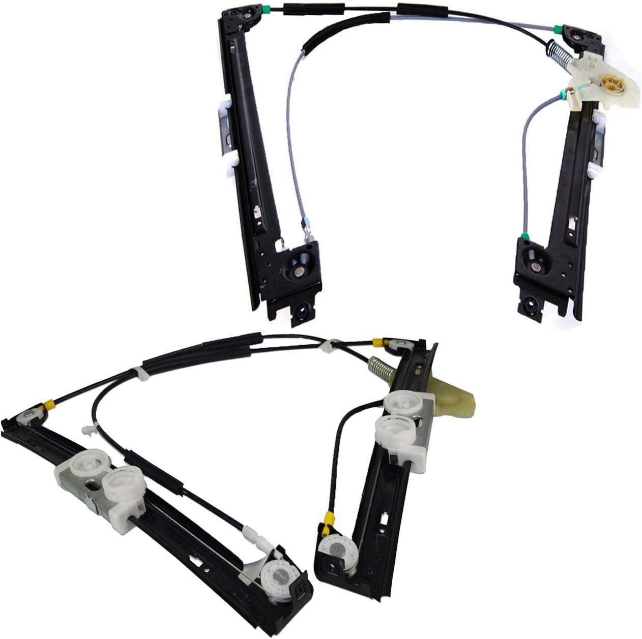 AP DISTRIBUTION M/écanisme de L/ève-vitre /électrique Avant Droit pour Mini Cooper Cabriolet R50 R52 R53 = 51337039452 67626955876 7039452