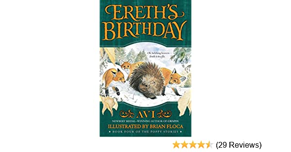 Ereths birthday poppy kindle edition by avi brian floca ereths birthday poppy kindle edition by avi brian floca children kindle ebooks amazon fandeluxe Image collections