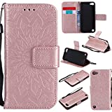 Best Cell  Case Is - iPod Touch5 Touch6 Case CUSKING Premium Leather Wallet Review