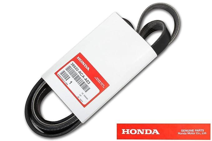 MTXtec fábrica Fit Honda Odyssey 2007 3.5L V6 Enginess Kit de Correa de distribución y bomba de agua parte # 03-up-6 C Honda Acura nuevo Kit: Amazon.es: ...