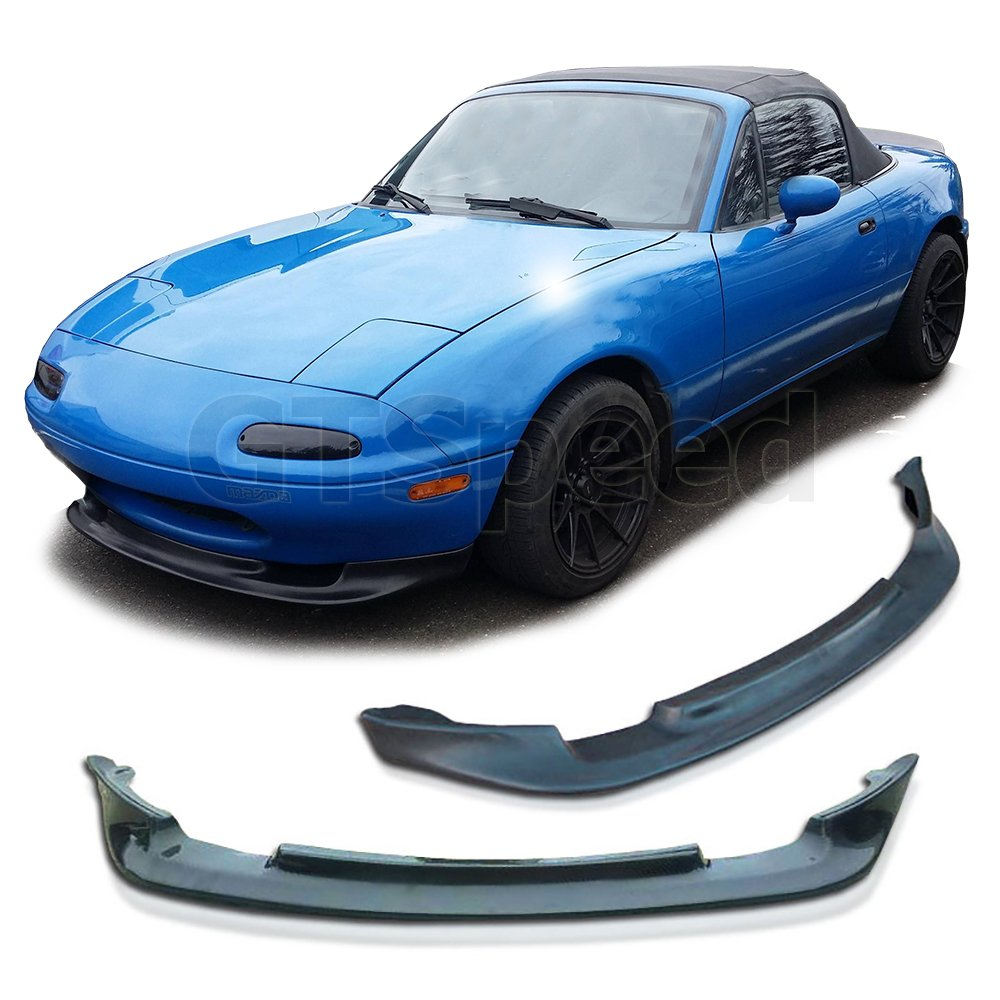 Air Dams Body Automotive Miata Engine Plastic Skirt Diagram Gt Speed Made For 90 97 Mazda Mx5 Gv Style Front Pu Bumper