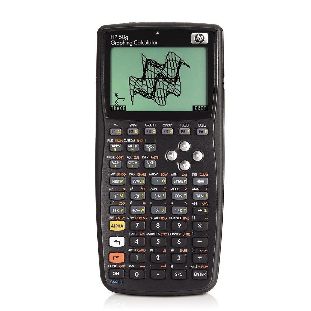 ヒューレットパッカード 50G グラフ電卓(測量、工学、数学、科学向け) 並行輸入品 B006FUS0QK