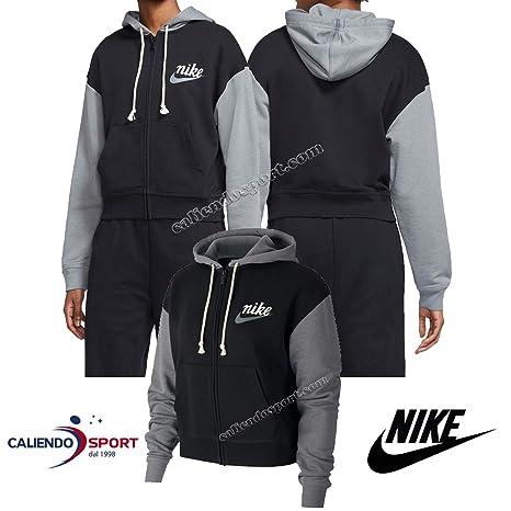 Nike Hoodie FZ Vrsty, Felpa Donna: Amazon.it: Abbigliamento