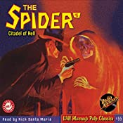 Spider #6, March 1934: The Spider |  RadioArchives.com, Grant Stockbridge
