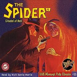 Spider #6, March 1934