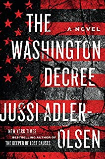 Book Cover: The Washington Decree: A Novel