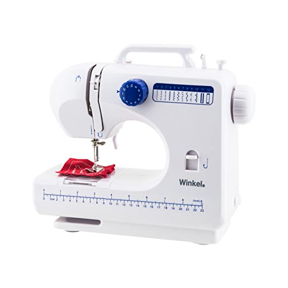 Winkel SW45 Nähmaschine / 12 programmierte Nähmuster Automatische ...