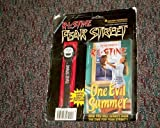 Fear Street Book and Watch (with One Evil Summer) Blister Pack