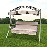 Garden Winds Arched Frame Swing 754222 Replacement Canopy