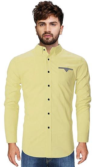 Buy FINIVO FASHION Men's Casual Shirt