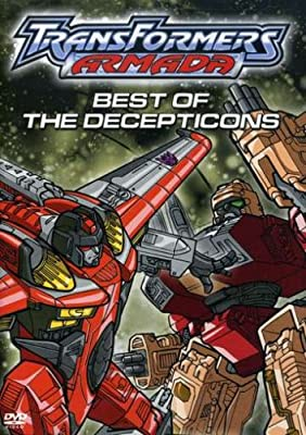 Transformers Armada - Best of the Decepticons