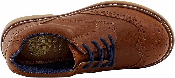 Details about  /Vince Camuto Little//Big Boy/'s Warble Wingtip Oxford Shoes