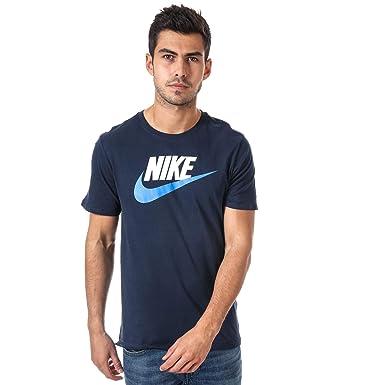 Nike Herren Tee Icon Futura T Shirt