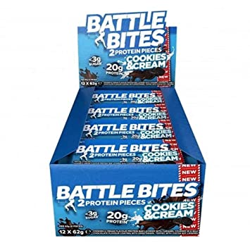 Battle Snacks Battle Bites, 12 x 62 G, Pack de 1: Amazon.es ...