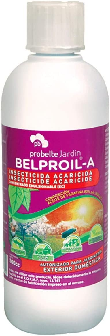 Insecticida Aceite Parafina 83% Belproil-A 500 cc
