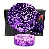 TriPro Football Team 3D Optical Illusion Smart 7