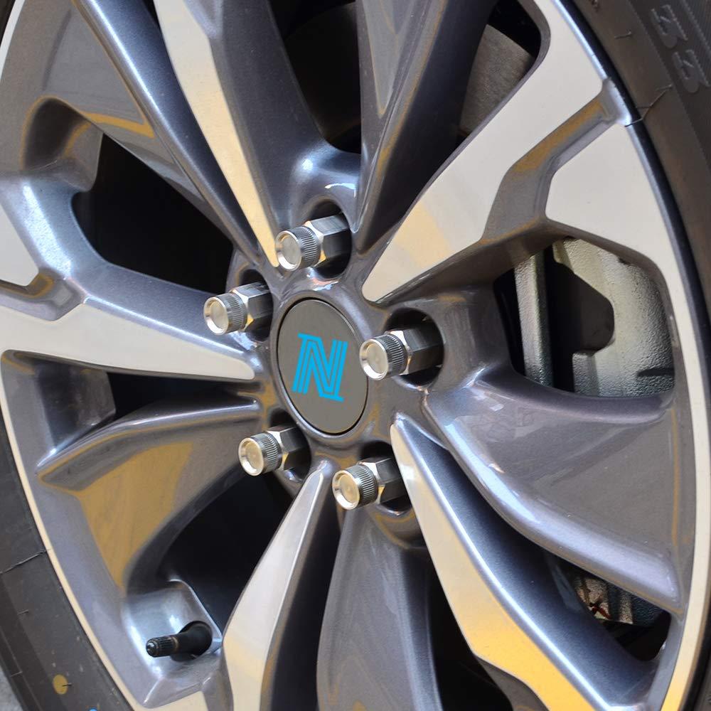 Nicecnc 20PCS 12x1.25MM T304 Stainless Steel Anti-Rust,Corrosion Wheel Lug Nuts & Tool Replace Subaru Infiniti G35/37 Q50/60/70 BRZ Impreza Forester,Nissan 370Z GTR Rouge Teana Sylphy Altima 370Z 350Z by NICECNC (Image #5)
