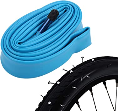 Cycling MTB Bike Bicycle Inner Tube Anti-thorn Pad Protection Pad for Tires US