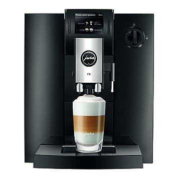 Jura IMPRESSA F9 Independiente Totalmente automática Máquina espresso 1.9L Negro - Cafetera (Independiente,