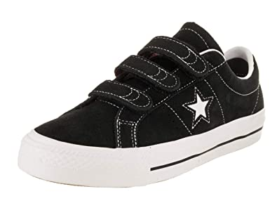 Converse Unisex One Star Pro 3v Ox Black Pomegranate Skate Shoe 11 Men US e13f729b7