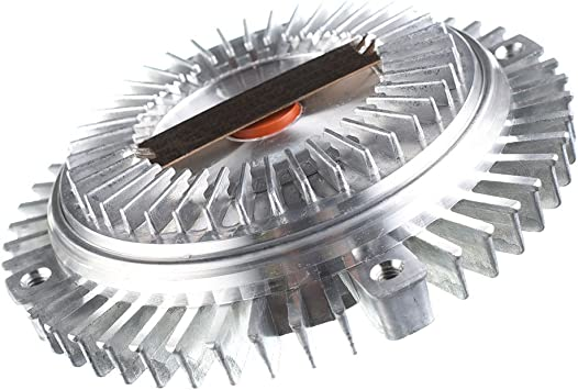 A-Premium Engine Cooling Fan Clutch for BMW E24 E28 E30 E36 318i 318is 318ti 325 325es 325i 325ix 528e 533i 535i 535is 633csi M3 M5 M6 Z3
