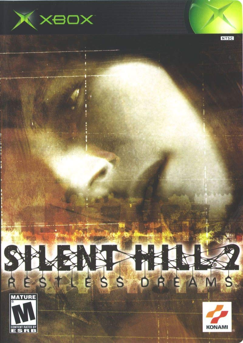 Amazon Com Silent Hill 2 Restless Dreams Xbox Video Games