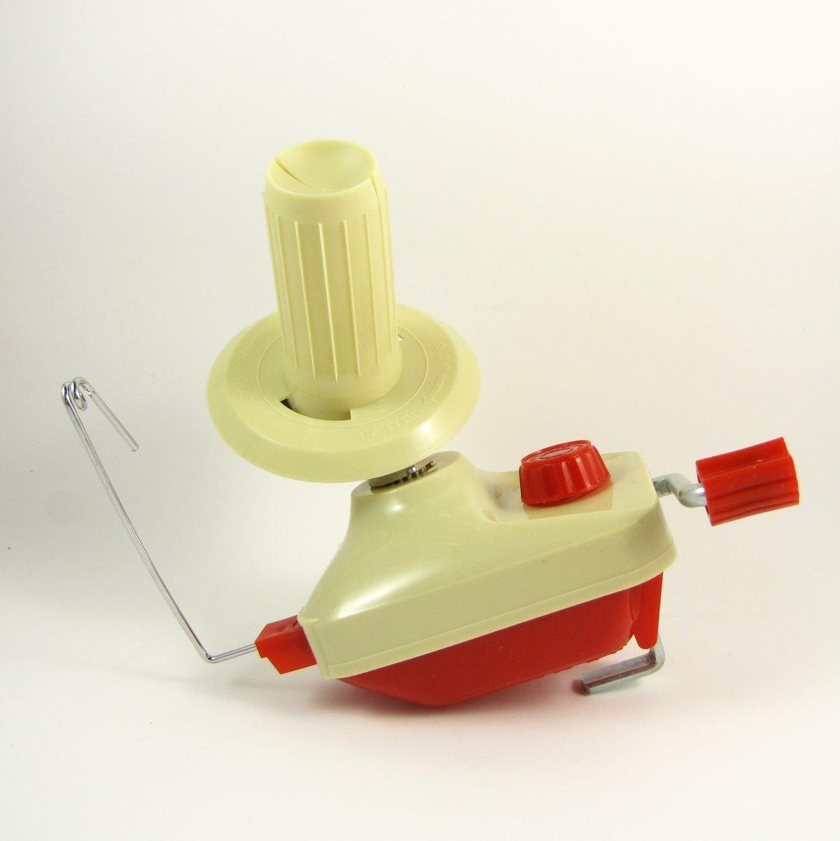 Portable Yarn Fiber String Ball Wool Winder Hand Operated Holder
