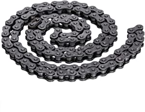 VideoPUP 415-110L Bike Chain for 49cc to 80cc 2-Stroke Engine Motorized Heavy Duty Bicycle Chain Replacement