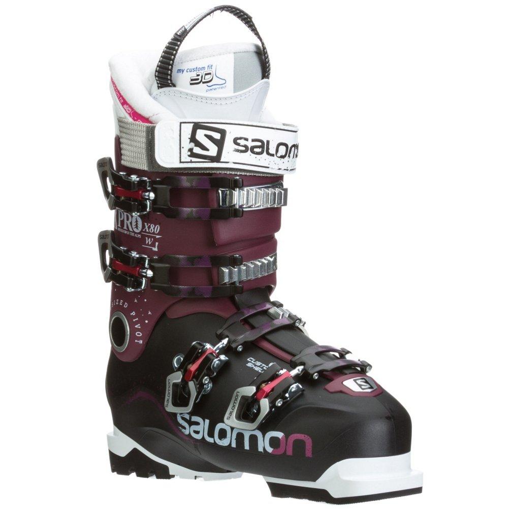 2015 womens ski reviews - Amazon Com Salomon X Pro 80 W Ski Boots 2015 Women S 23 5 Mp Sports Outdoors