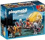 Playmobil - 6005 - Jeu de Construction - Chevalier Aigle + Charette