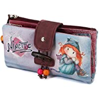 Forever Ninette Origin Sweet Fn Largo Monedero, 18