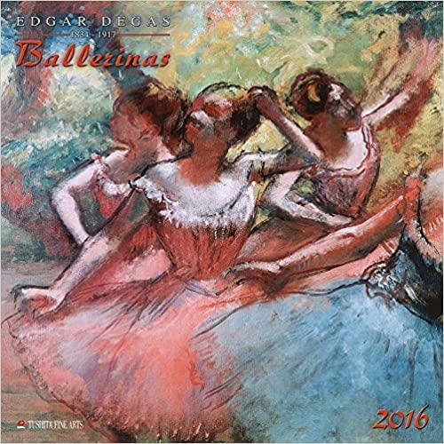 Edgar Degas Ballerinas 2016 (Tushita Fine Arts) (2015-08-01)