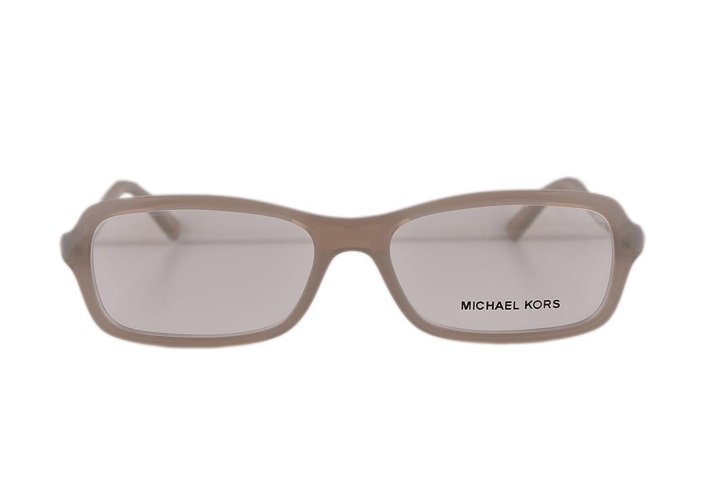 a7460beb57a Michael Kors MK4022B Quisisana Eyeglasses 53-16-135 Birch White 3043 MK  4022B (FRAME ONLY)  Amazon.co.uk  Clothing